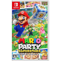 Game Mario Party Super Stars Switch