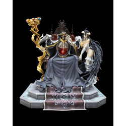 Figure Ainz Ooal Gown and Albedo Overlord