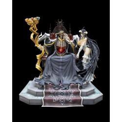 Figurine Ainz Ooal Gown and Albedo Overlord