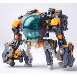 Figurine Deep Sunbmarine ABYSSAL RB 17 Universal Color Ver.