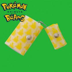 Wallets Set SALLIES PocketPal Pikachu Pokémon Shibuya Béams