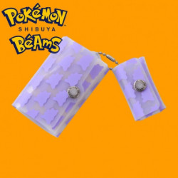 Wallets Set SALLIES PocketPal Ditto Pokémon Shibuya Béams