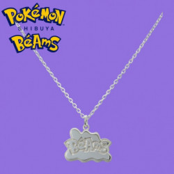 Silver Pendant Ditto Pokémon Shibuya Béams