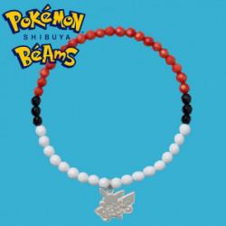 Silver Bracelet Pikachu Pokémon Shibuya Béams