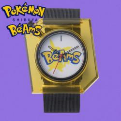 Watch K14 Silhouette Pikachu Pokémon Shibuya Béams
