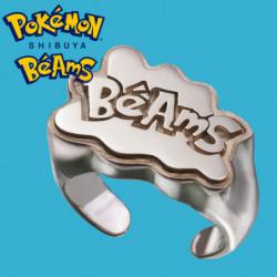 Silver Ring Ditto Pokémon Shibuya Béams