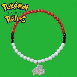 Silver Bracelet Mew Pokémon Shibuya Béams