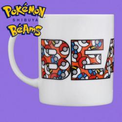 Mug Cup Pokémon Shibuya Béams