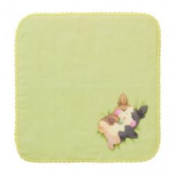 Hand Towel Morpeko Minna Otsukaresama