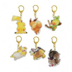 Keychain Collection Minna Otsukaresama