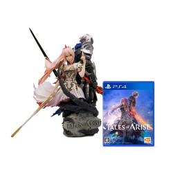 Game Tales of ARISE Asobi Store Figure Edition PS4