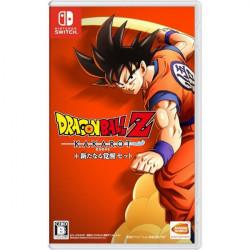 Game Dragon Ball Z KAKAROT A New Power Awakens Set Switch