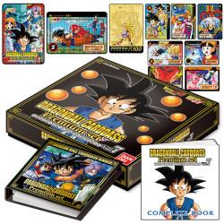Set Dragon Ball Carddass Premium Volume 7