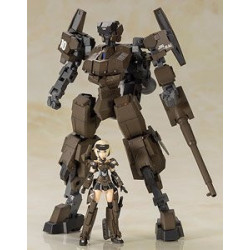 Figures Todoroki Kaminari and Thunder Armor Frame Arms Girl x Frame Arms Plastic Model