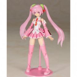 Figure Sakura Miku Frame Music Girl Plastic Model
