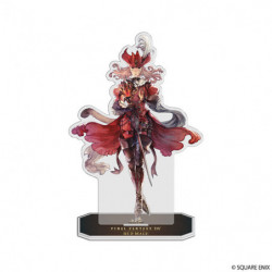 Support Acrylique Job Mage Rouge FINAL FANTASY XIV