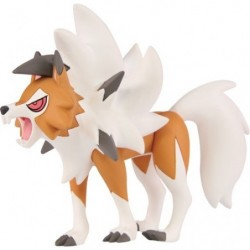 Monster Collection EX SP Lycanroc japan plush