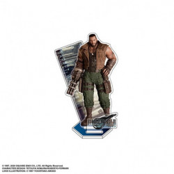 Acrylic Stand Barret Wallace FINAL FANTASY VII Remake
