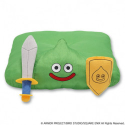 Cushion Slime Knight Dragon Quest