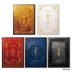 Clear Files Set III Ni Tsunagaru Monogatari Kingdom Hearts