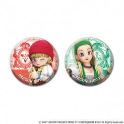 Can Badges Veronica and Senya Set Dragon Quest XI