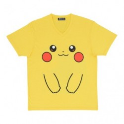 T-Shirt Men Pikachu japan plush