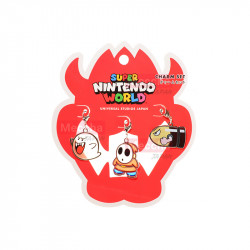 Keychains Bowser Set Super Nintendo World USJ