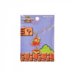 Necklace Mario Super Nintendo World USJ