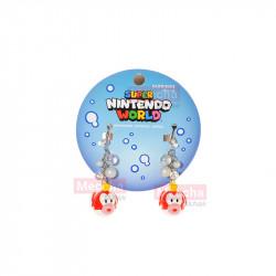 Earrings Cheep Cheep Super Nintendo World USJ