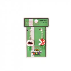Earrings Piranha Plant Super Nintendo World USJ