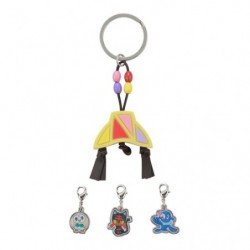 Keychain Adventure beginning japan plush