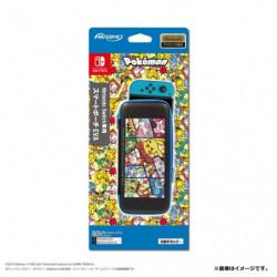 Pouch Blue Nintendo Switch EVA comic