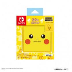 Card case Pikachu Nintendo Switch