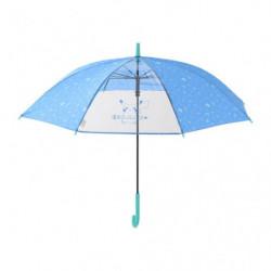 Umbrella Kids Blue Pikachu School