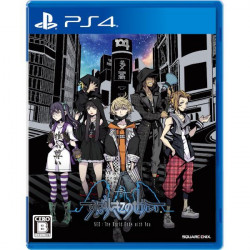 Game Shin Subarashiki Kono Sekai Neo the World Ends With You PS4