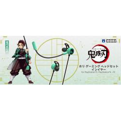 Oreillettes Micro Intra Tanjiro Kamado Kimetsu No Yaiba HORI