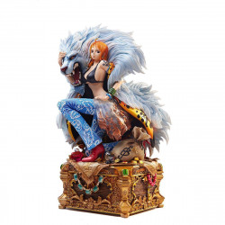 Figure Nami Large Statue One Piece Log Collection Series