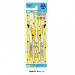 Toothbrushes Set Pokémon