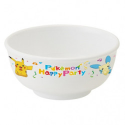Melamine Bowl Pokémon Happy Party