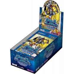Theme Classic Collection Diplay Digimon Card EX-01