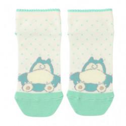 Ankle Socks Snorlax Pokémon Repoto Kaitene!