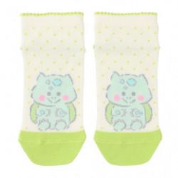 Ankle Socks Bulbasaur Pokémon Repoto Kaitene!