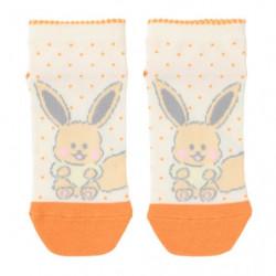 Ankle Socks Eevee Pokémon Repoto Kaitene!