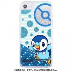 iPhone SE Cover Piplup Glitter