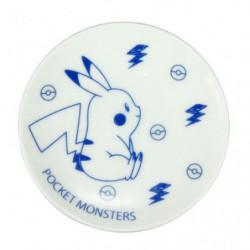 Plate Bean Dish Pikachu Pocket Monsters