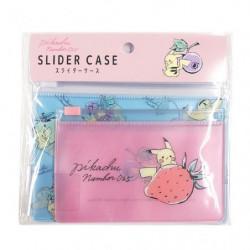 Slider Case Fruits Pikachu number025