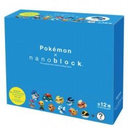 Nanoblock Minipocket Monster Series 03 BOX japan plush