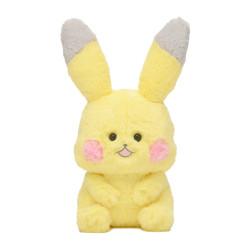 Plush Pikachu Pokémon Repoto Kaitene!