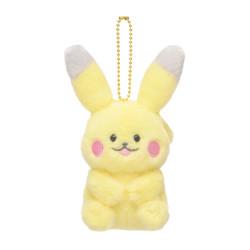 Plush Keychain  Pikachu Pokémon Repoto Kaitene!