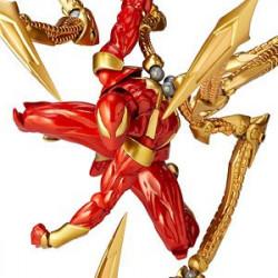 Figurine Iron Spider Complex AMAZING YAMAGUCHI No.023